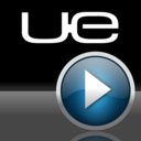 UE Music Library logo