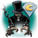 The Great Unknown: Houdini's Castle CE logo
