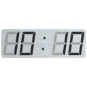 Digital Desktop Clock logo