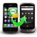 Backuptrans iPhone SMS + MMS to Android Transfer logo