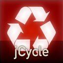 jCycle Stack logo