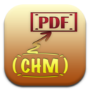 CHM to PDF logo