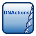 DNActions logo