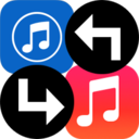 iTunesLibrarySwitcher logo
