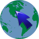 Click Map logo