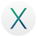 Logo for OS X Mavericks 10.9.1 Update for Mac Pro (Late 2013)