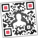 Tiny QR Contacts logo