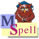 Logo for Master Spell