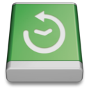 Backup Scheduler for Time Machine logo