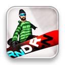 Ski, Freeski and Snowboard logo