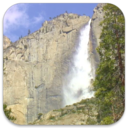 Yosemite ScreenSaver logo