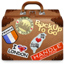 Backup To Go logo