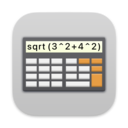 Calculator + ƒ logo