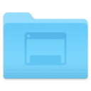 OS X Yosemite Folder Icons logo