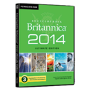 Encyclopedia Brittanica Ultimate Edition logo