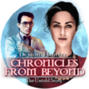 Demon Hunter: Chronicles from Beyond-The Untold Story logo