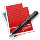 Signer for PDF logo