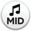 MIDI to MP3 logo