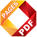 PDF to Pages + logo
