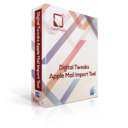 Digital Tweaks Apple Mail Import Tool logo