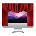 Screen Curtain logo