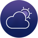 Widget for The Weather Channel logo