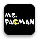 Ms Pac Man logo