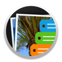 iPhoto Tagger logo