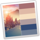 Color Palette from Image logo