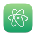 Atom is part of Text Editors, plain and simple