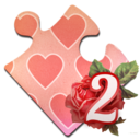 Holiday Jigsaw Valentine's Day logo