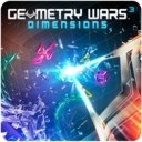 Geometry Wars 3: Dimensions logo