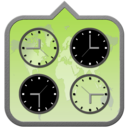 Time Zones Menu Bar logo