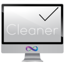 DiskKeeper: Cleaner logo