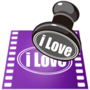 iLove Video Watermark logo