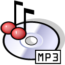Free MP3 Cutter Joiner logo