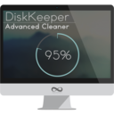 DiskKeeper Advanced Cleaner logo
