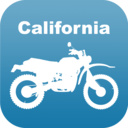 CA Motorcycle Permit Test logo