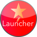 Favorites Launcher logo