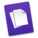 Purple Notes logo