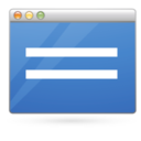FinderWindowSet icon