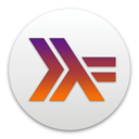 Haskell logo