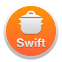 Code Cookbook for Swift logo
