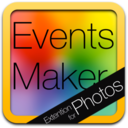 Events Maker is part of saving time with photos