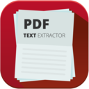 PDF Text Extractor logo
