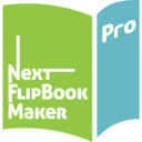 Next FlipBook Maker Pro logo