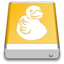 Mountain Duck logo
