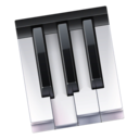 Grand Piano Keys 5K logo