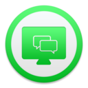 FreeChat for WhatsApp logo