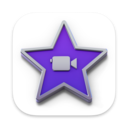 iMovie is part of editing videos